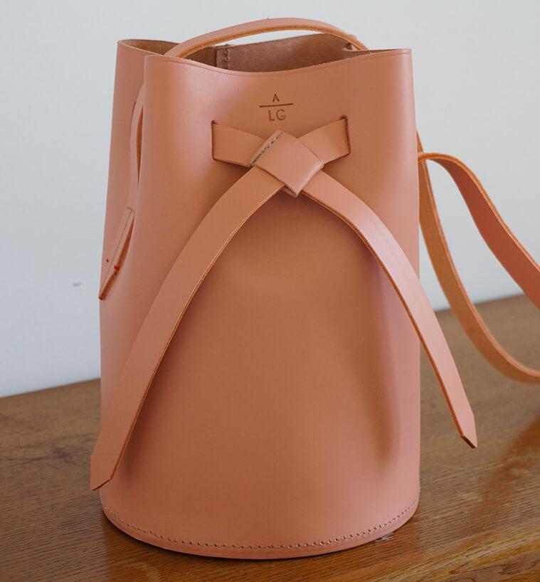 le-glaneur-sac-cuir-rose